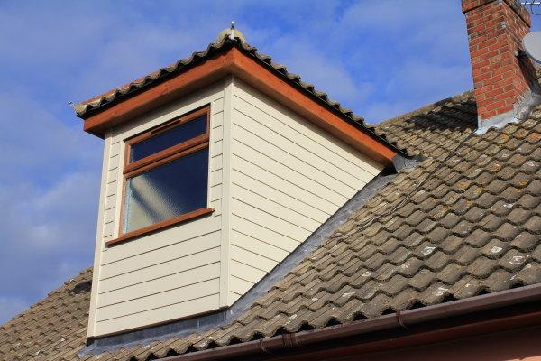 Dormer roof Dave Cribb